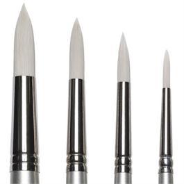 Winsor & Newton Artisan Brushes - Round thumbnail