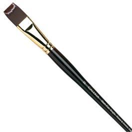 Galeria Long Handled Brushes - Short Flat Thumbnail Image 1