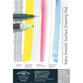 Winsor & Newton Extra Smooth Bristol Board 250gsm thumbnail
