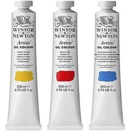Winsor & Newton Artists' Oil Paint 200ml Thumbnail Image 1