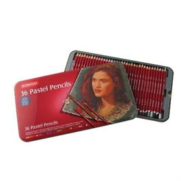 Derwent Pastel Pencils Tin of 36 thumbnail