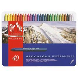 Neocolor II Tin of 40 thumbnail