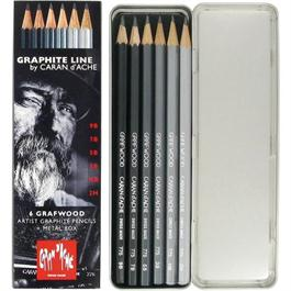 Grafwood Pencils Tin of 6 thumbnail