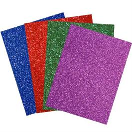 A4 Glitter Card - Single Sheets 200gsm thumbnail