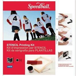 Speedball Stencil Screen Printing Kit thumbnail