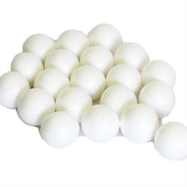 Pack of Polystyrene Foam Balls 50mm Diameter thumbnail