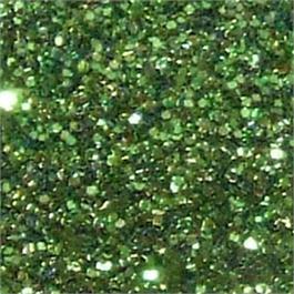 Glitter Shaker Jar Green 100g thumbnail