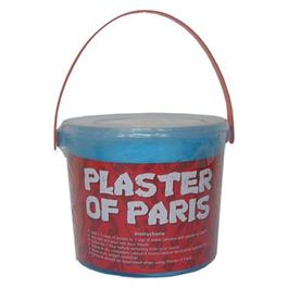 Plaster of Paris 1kg Tub thumbnail