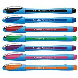 Schneider Slider Memo Ballpoint Pens