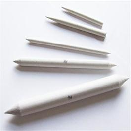 Small 6mm Diameter Paper Tortillions Pack of 12 thumbnail