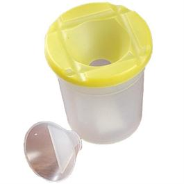 Non Spill Paint Pot with Lid & Stopper thumbnail