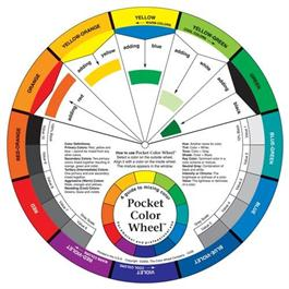 Small Pocket Colour Wheel thumbnail