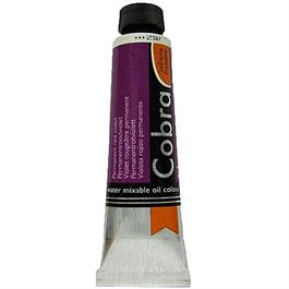Cobra Water Mixable Oil Paint 40ml Tube thumbnail