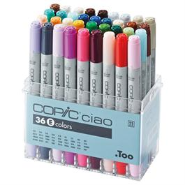 Copic Ciao Marker Set of 36 - Set E thumbnail