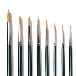 da Vinci 1670 NOVA Brushes - Round Thumbnail Image 0