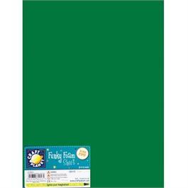 """Funky Foam Sheet 9x12"""" Hunters Green thumbnail"""