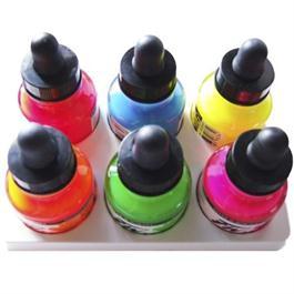 Daler Rowney FW Ink Neon Set Thumbnail Image 2