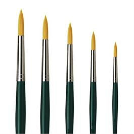 da Vinci Series 1570 NOVA Watercolour Brushes - Round thumbnail