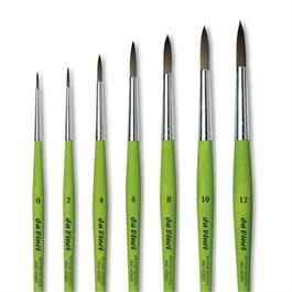 da Vinci Series 373 Hobby & School Brushes Round thumbnail