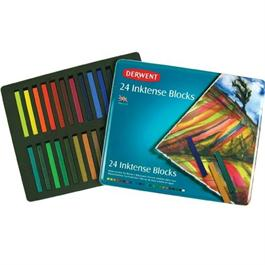 Inktense Block Tin of 24 Thumbnail Image 1