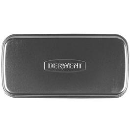 Derwent Empty Double Layer Pencil Tin thumbnail