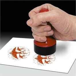 3 In 1 Lino Cutter & Baren Kit (10 Cutter Styles 1 To 10) Thumbnail Image 2