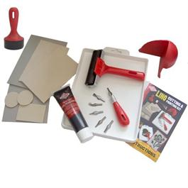 Lino Cutting & Printing Kit Thumbnail Image 1