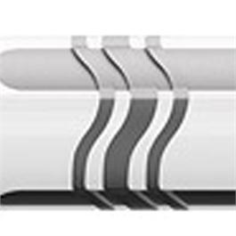 Schneider Epsilon Ball Pen with Touchpen Function White & Silver thumbnail