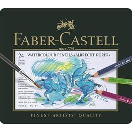 Albrecht Durer Water Colour Pencils Tin of 24 thumbnail