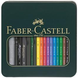 Faber Castell Albrecht Durer & Pitt Pen Mixed Media Set Thumbnail Image 0