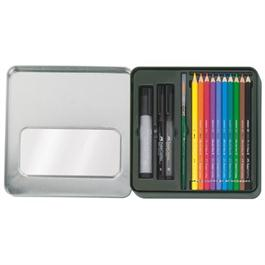 Faber Castell Albrecht Durer & Pitt Pen Mixed Media Set Thumbnail Image 1