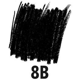 Mars Lumograph Black 8B thumbnail