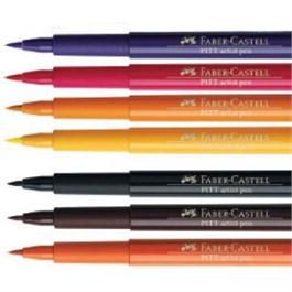 Faber Castell Pitt Artist Brush Pen Single Colours Thumbnail Image 1