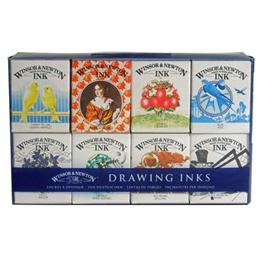 Winsor & Newton Henry Collection Drawing Ink Set thumbnail