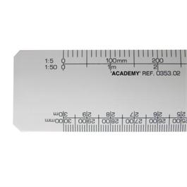 Academy Flat Scale Rules thumbnail