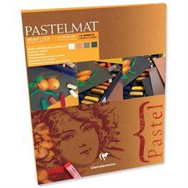 Clairefontaine Pastelmat Pad No.2 Shades 30cm x 40cm thumbnail