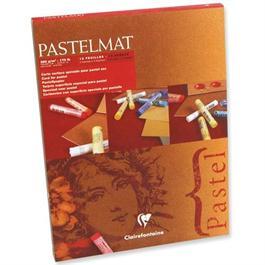 Clairefontaine Pastelmat Pad No.1 Shades 24cm x 30cm thumbnail