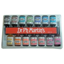 Dr. Ph. Martin's Radiant Ink Set D 15ml thumbnail