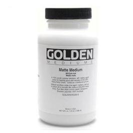 Golden Matt Medium - 236ml thumbnail