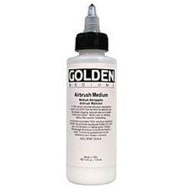 Golden Airbrush Medium - 119ml thumbnail