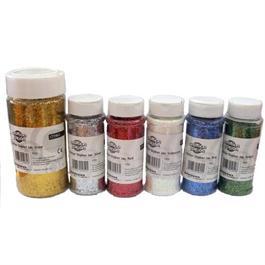 Large Glitter Shaker Jars Thumbnail Image 1