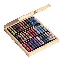 Sennelier Soft Pastel Wooden Box 36 Assorted thumbnail