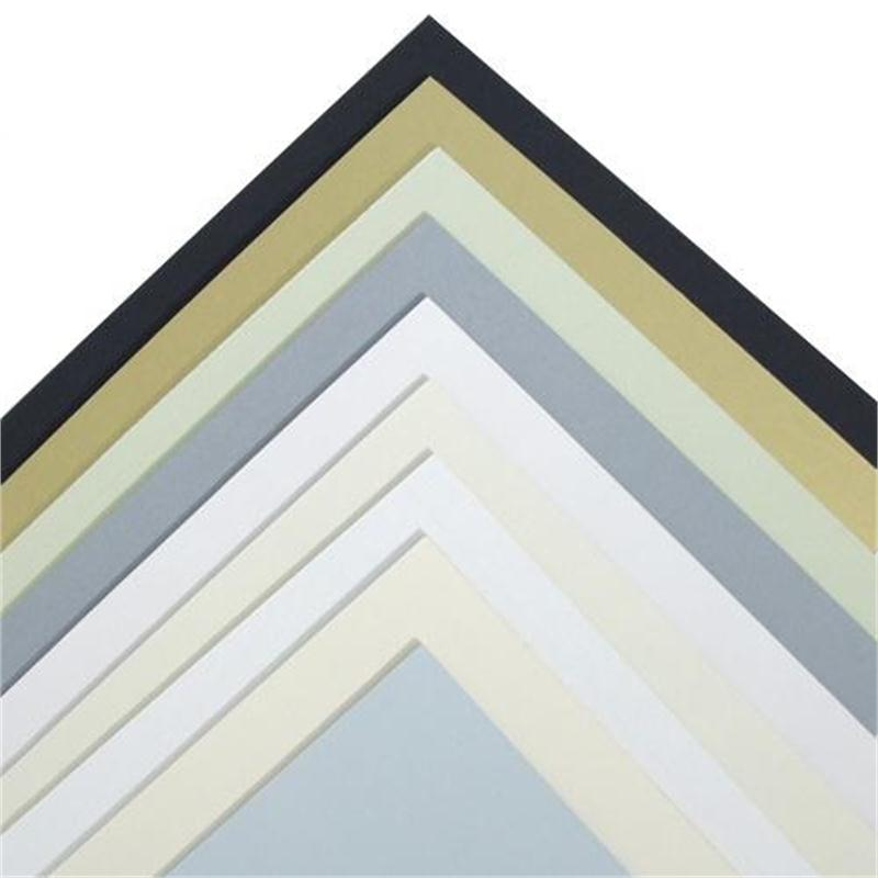 Daler Studland Mounting Board A1 SELF ADHESIVE Pack of 10 Sheets Mountboard